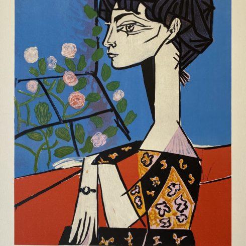 Pablo Picasso - Jacqueline