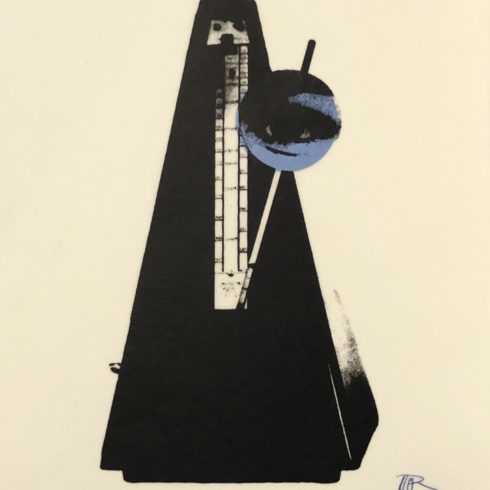 Man Ray - Perpetual Motive