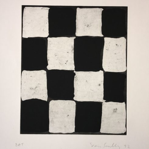 Sean Scully - Heart of Darkness 1