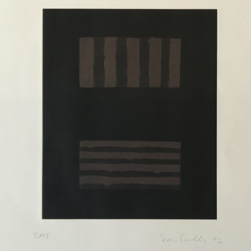 Sean Scully - Heart of Darkness 2