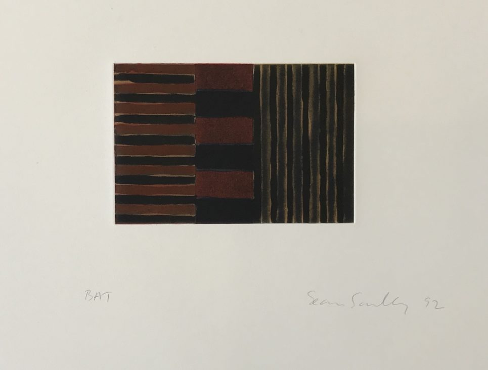 Sean Scully - Heart of Darkness 3