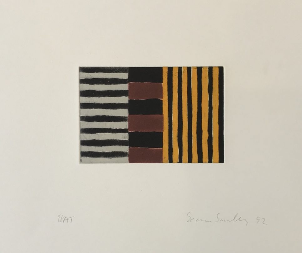 Sean Scully - Heart of Darkness 4
