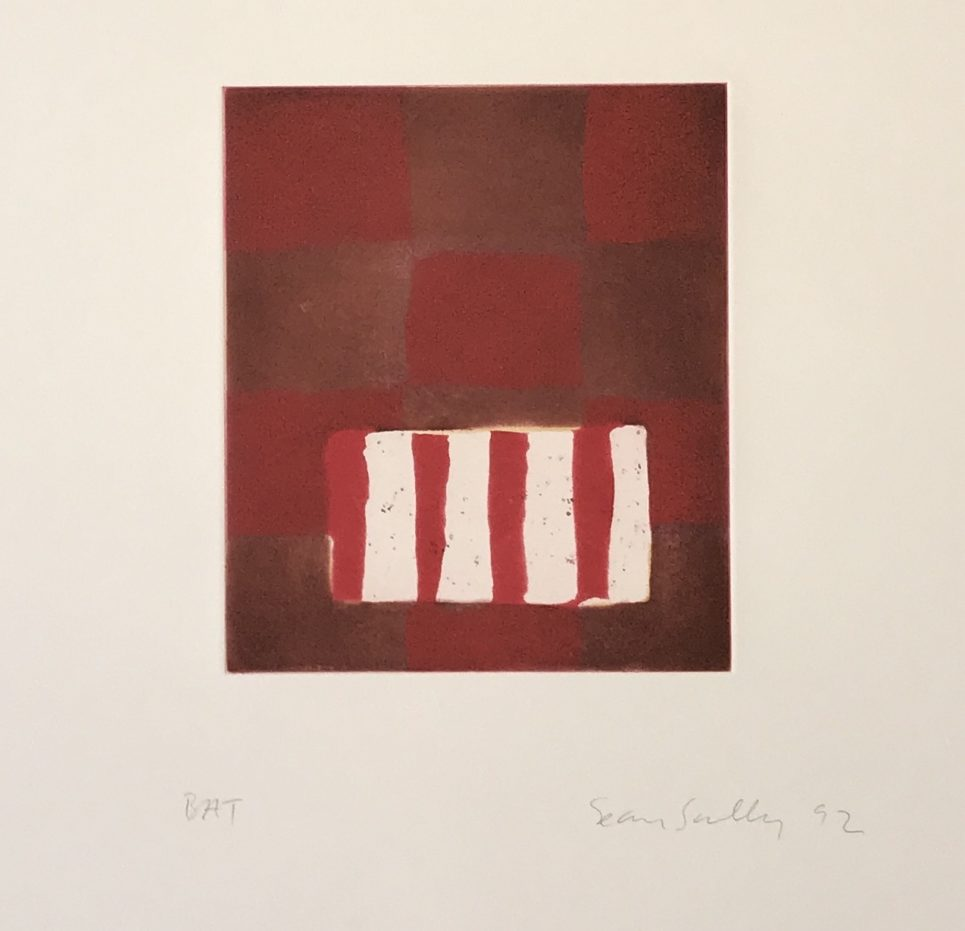 Sean Scully - Heart of Darkness 5