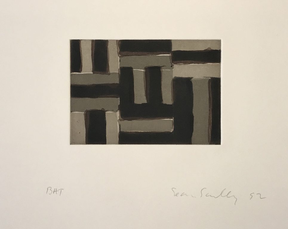 Sean Scully - Heart of Darkness 6