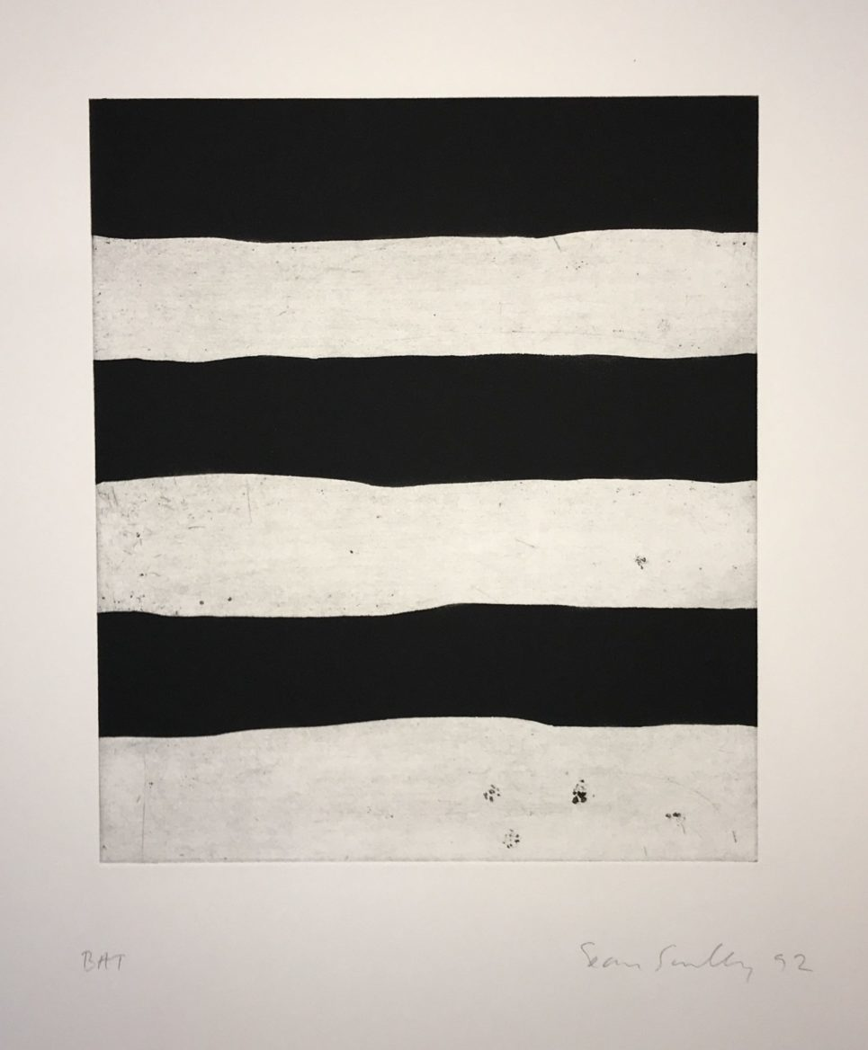 Sean Scully - Heart of Darkness 8