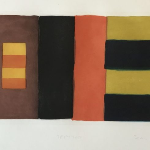 Sean Scully - Triptych