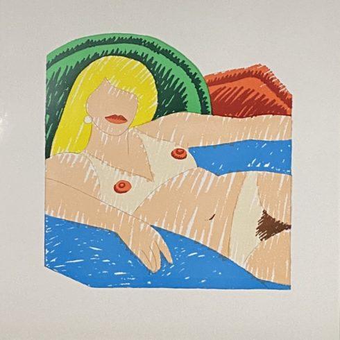 Tom Wesselmann - Shiny Nude