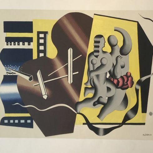 Fernand Leger - Composition Avec Figures