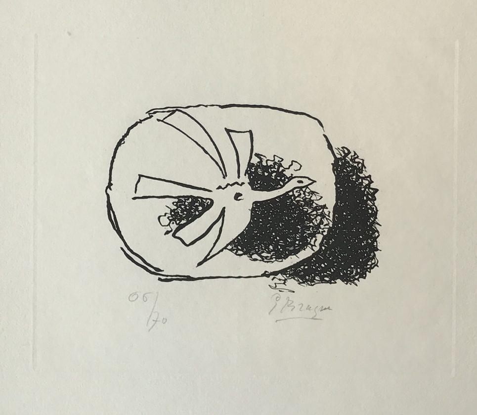 Georges Braque -Août