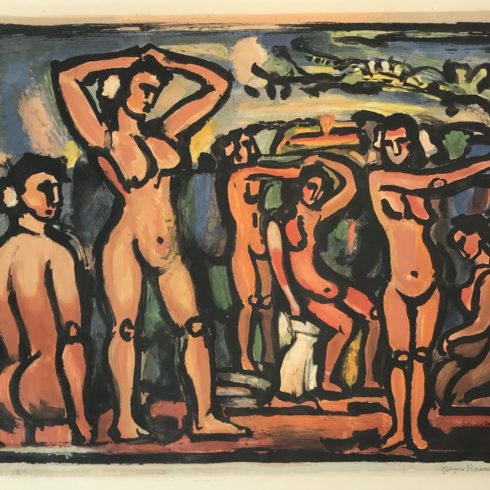 Georges Rouault - Autumn (Bathers)