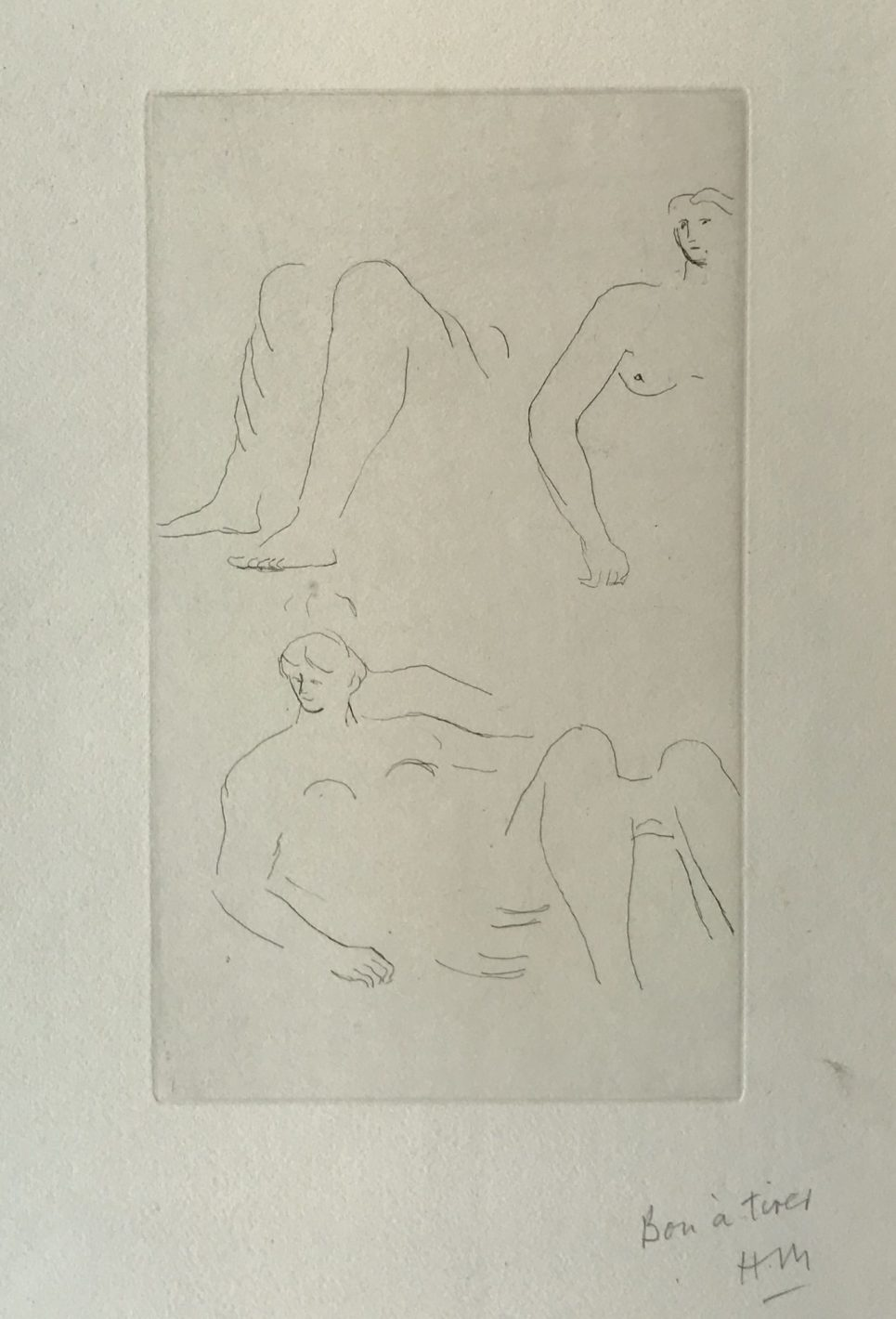 Henry Moore - Reclining Nudes
