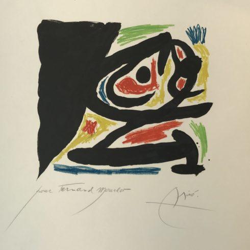 Joan Miró - Maîtres-Graveurs Contemporains
