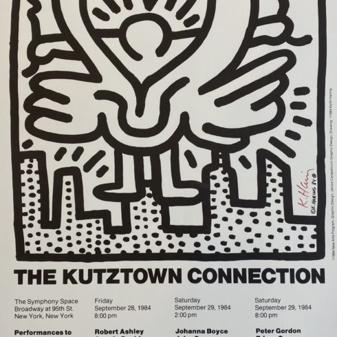 Keith Haring - The Kutztown Connection