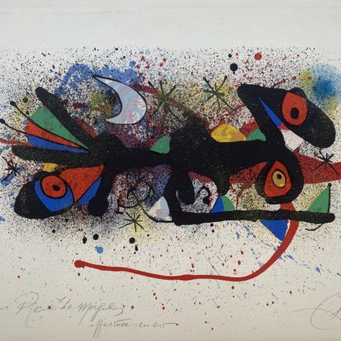 Joan Miró - Ceramiques de Miro et Artigas