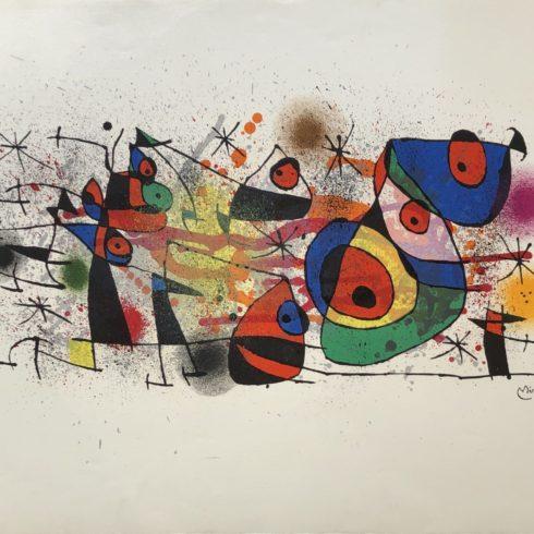 Joan Miró - Ceramiques