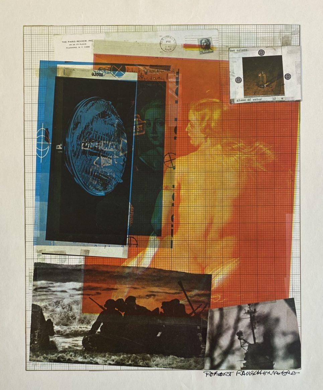 Robert Rauschenberg - Paris Review