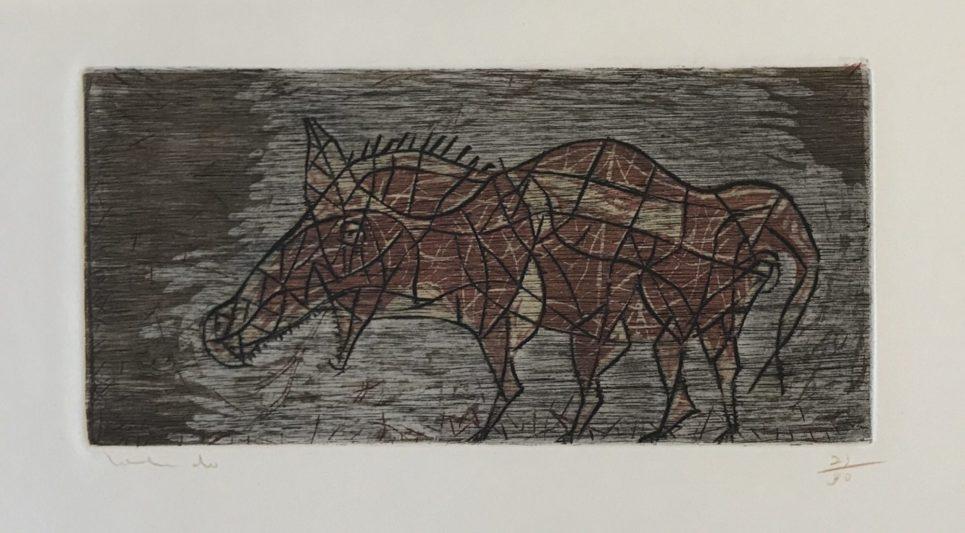 Francisco Toledo - Horse