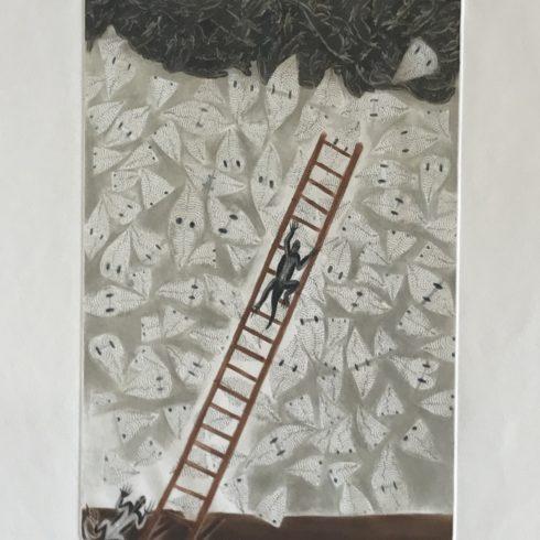 Francisco Toledo - Igamos Subiendo Escaleras