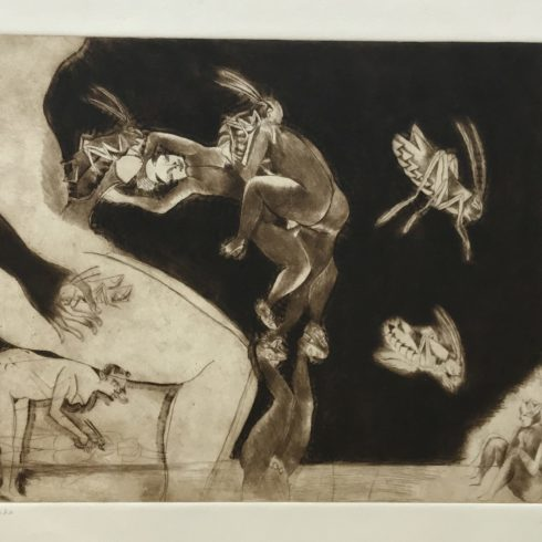 Francisco Toledo - Cricket Rabbits