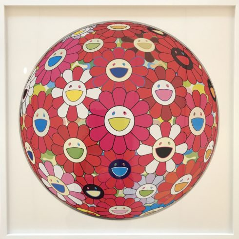 Takashi Murakami - Comprehending the 51st Dimension